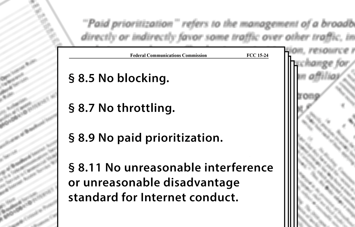 400 pages and 305 words initial observations on the fcc s new open