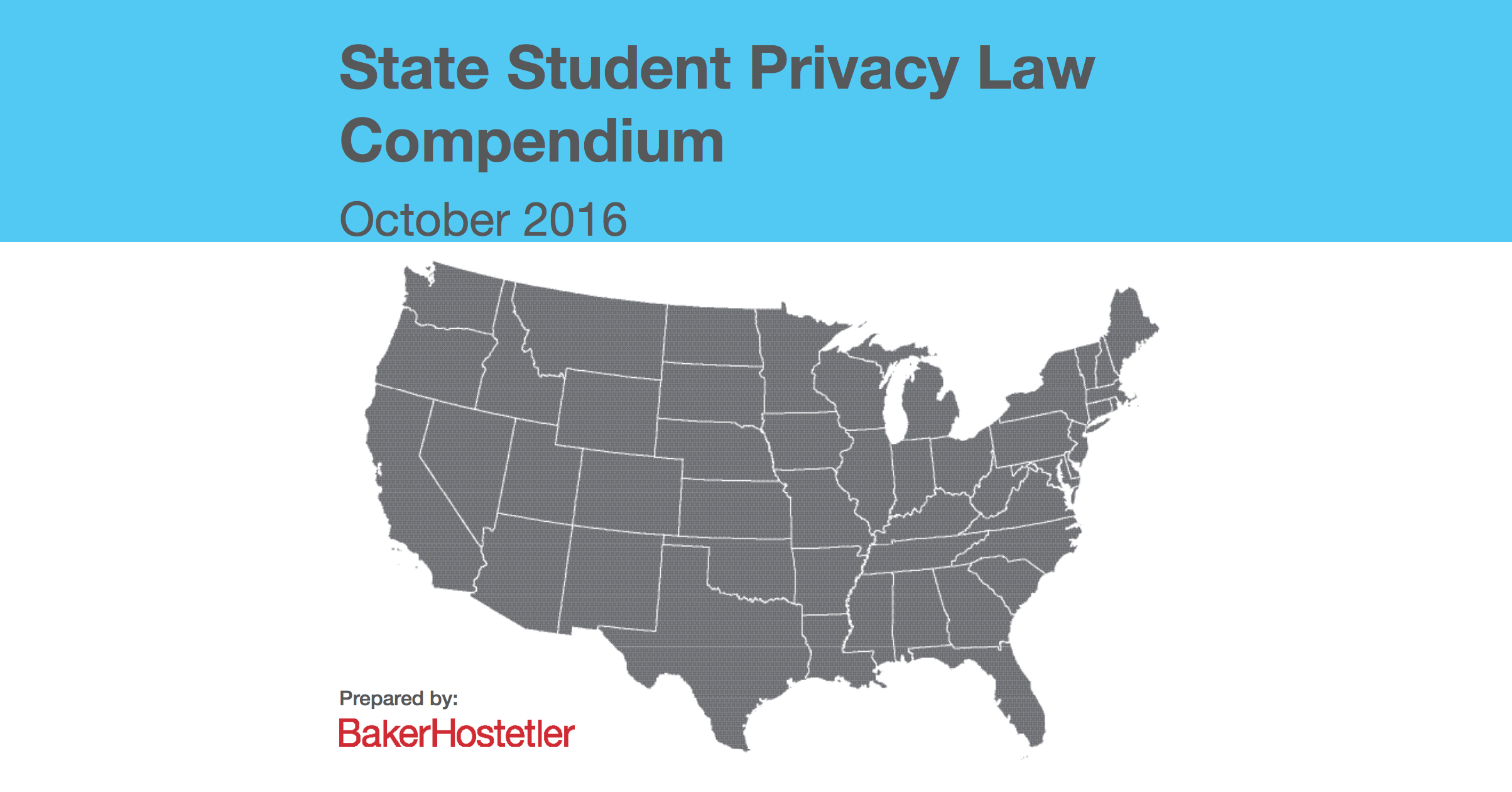 State Student Privacy Law Compendium October 2016 BakerHostetler screen-shot-2016-10-05-at-11-29-50-am
